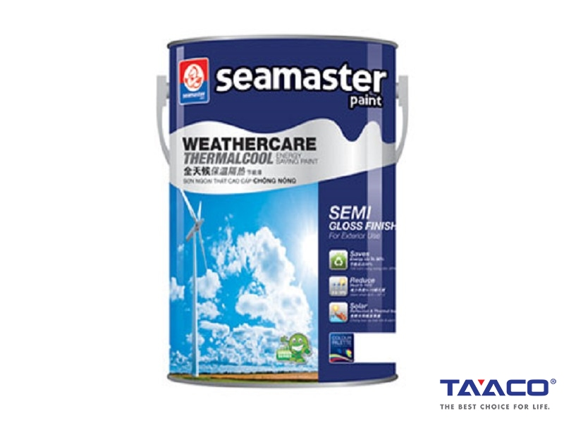 Sơn Seamaster Chống Nóng WeathercareThermalCool