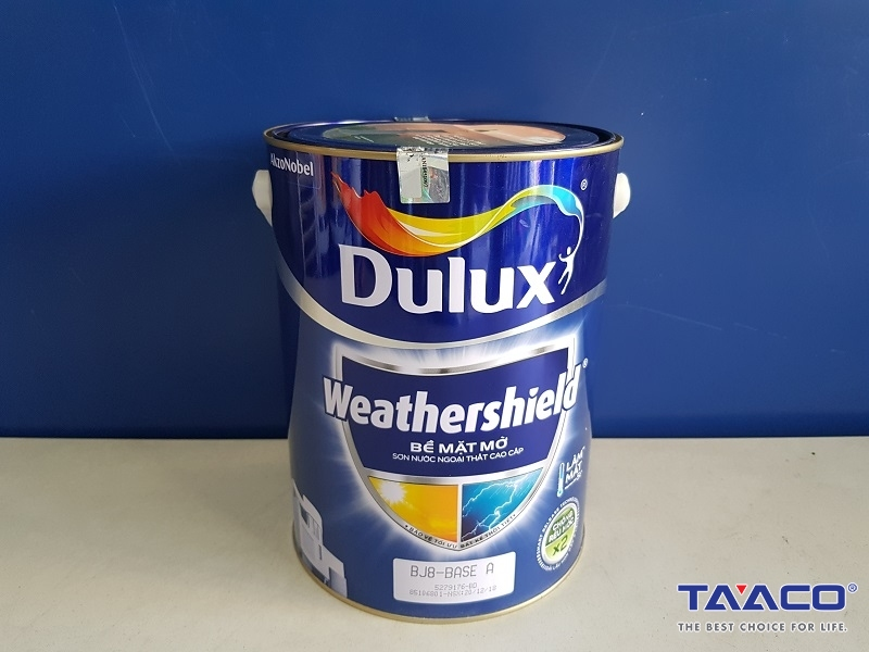 Dulux Weathershield Chống Thấm